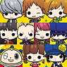 Persona 4 the Golden Clear Stained Charm Collection 10 pieces (Anime Toy)