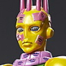 Super Figure Action [JoJo`s Bizarre Adventure] Part VI 70.Kiss (Hirohiko Araki Specify Color) (PVC Figure)