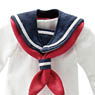PNS Long-sleeved Sailor Suit Ribbon & Tie Set (Nav...