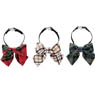 PNS Ribbon 3-Color Set (Red Check/Beige Check/Green Check) (Fashion Doll)