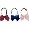 PNS Ribbon 3-Color Set (Dark red/Navy/Pink) (Fashion Doll)
