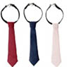 PNS Tie 3-Color Set (Dark Red/Navy/Pink) (Fashion Doll)
