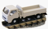 Road-Rail Vehicle [Dump] (Body Color : Ivory) (Model Train)