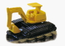 Road-Rail Vehicle [Excavator] (Body Color : Yellow) (Model Train)