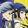 Persona 4 the Golden Long Poster Collection 8 pieces (Anime Toy)
