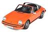 ポルシェ 911 2.7 タルガ オレンジ (ミニカー)