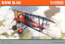 SSW D.III WW I German Fighter Limited Edition ...