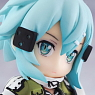Smart Phone Beautiful Girl Character Collection No.08 Sword Art Online II Sinon (Anime Toy)