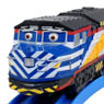 Chuggington Plarail CS-12 Plarail Zack (3-Car Set) (Plarail)