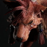 Final Fantasy VII Advent Children Play Arts Kai Red XIII (PVC Figure)