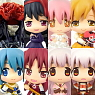 Color Collection Puella Magi Madoka Magica The Movie Part 3: Rebellion 8 pieces (PVC Figure)