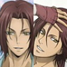 Hakuoki the Movie Smoothtron Dakimakura Cover Harada Sanosuke (Anime Toy)