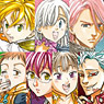 The Seven Deadly Sins Mobile Cleaner 18 pieces (Anime Toy)