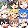 Mekaku City Actors Collection Figure 9 pieces (PVC Figure)
