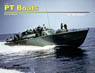 U.S. Navy PT Boat In Action (Hard Cover) (Book)