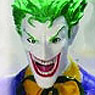 DC Comics/Joker Resin Paper Weight (Completed)