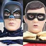 Batman 1966 TV Series/ Retro 8 Inch Tied Up Action Figures : Two sets
