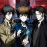 Psycho-Pass 2 Card Mission Tapestry A (Assembly) (Anime Toy)