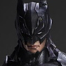 DC Comics VARIANT Play Arts Kai Batman Armord (PVC Figure)