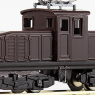 Plastic series Toshiba (Wartime) 45t Convex Type Electric Locomotive (Unassembled Kit) (Model Train)