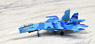 007. Su-27 Flanker (177th. FR, Lodeynoe Pole AB, Saint-Petersburg region, 2004) (完成品飛行機)