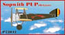 Sopwith PUP `Belgium` (Plastic model)