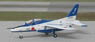T-4 No. 4 Squadron 11th Squadron `Blue Impulse` # 1 46-5729 (Pre-built Aircraft)