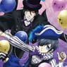 Black Butler Book of Circus A3 Clear Poster B (Anime Toy)
