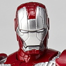 Legacy of Revoltech LR-024 Iron Man Mark V (Complet...