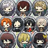 Bungou Stray Dogs Clear Stained Charm Collection 10 pieces (Anime Toy)
