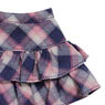 PNS Furifuri Tiered skirt (Pink x Purple Plaid) (Fashion Doll)