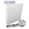 CAC 4-Pocket Binder (White) (Card Supplies)