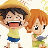 Anime Chara Heros One Piece Chapter of Early Life 15 Pieces (PVC Figure)