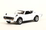 Nissan Skyline GT-R (KPGC110) Custom Version (White) (Diecast Car)
