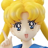 World Uniform Operation Sailor Moon Tsukino Usagi (PVC Figure)