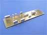 1/80(HO) Under Floor Parts for Kuha103 Air-Conditinered Car (Model Train)