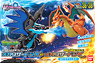 Pokemon Plastic Model Collection Select Series Mega Lizardon X & Mega Lizardon Y Set (Plastic model)