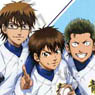 Ace of Diamond Sticker Collection 8 pieces (Anime Toy)