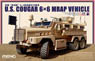 U.S. Cougar 6x6 MRAP Vehicle (Plastic model)