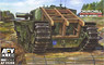 Churchill Mk.IV AVRE w/Fascine Carrier Frame (Pl...