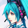 Hatsune Miku Wall Scroll (Anime Toy)