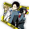 Acrylic Key Ring Durarara!!x2 10 pieces (Anime Toy)