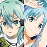 Sword Art Online Iin Pos x Pos Collection 8 pieces (Anime Toy)