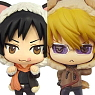 Color Collection Durarara!!x2 Set (Orihara Izaya & Heiwajima Shizuo) (PVC Figure)