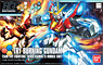 Try Burning Gundam (HGBF) (Gundam Model Kits)