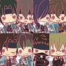 Rubber Strap Collection Hakuoki the Movie 8 pieces (Anime Toy)