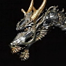 KT Project KT-003 [Takeya Freely Figure] Dragon Iron Rust Edition (Completed)