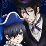 [Black Butler Book of Circus] Trading Card (Trading Cards)