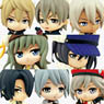 Grand Anime Chara Heros God Eater 2 9 Pieces (PVC Figure)
