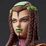 Super Figure Action [JoJo`s Bizarre Adventure] Part VI 73. Ermes Costello (Hirohiko Araki Specify Color) (PVC Figure)